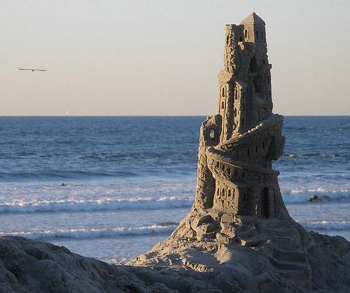 Tour de sable