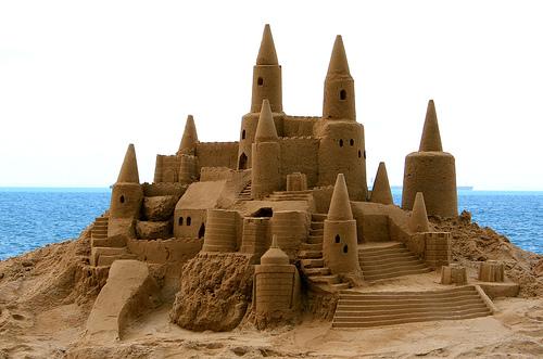 Château de plage