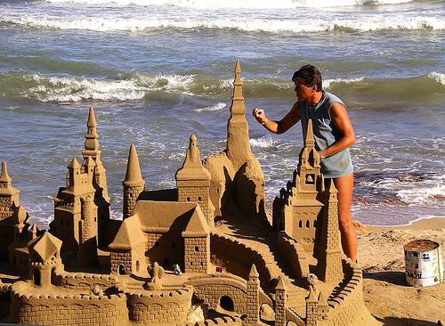 Un château en Espagne