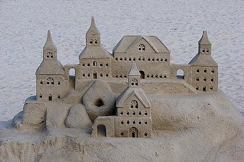 Le village de sable