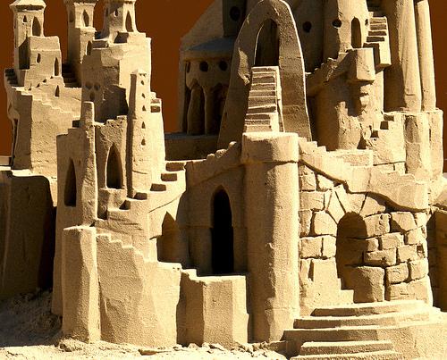 Un château à étages