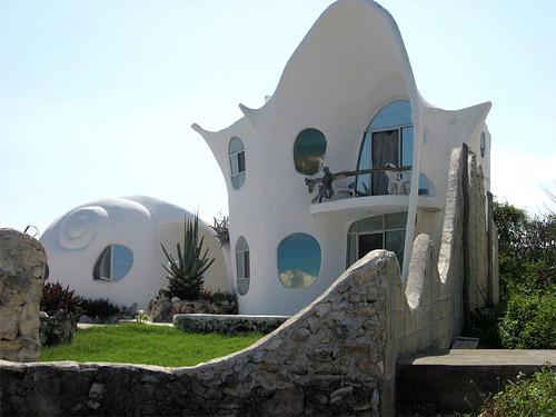 La maison coquillage
