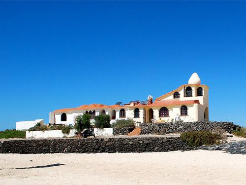 Une hacienda aux Canaries