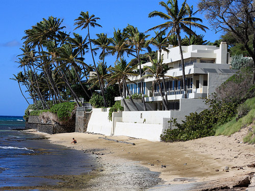 Une maison à Hawaï