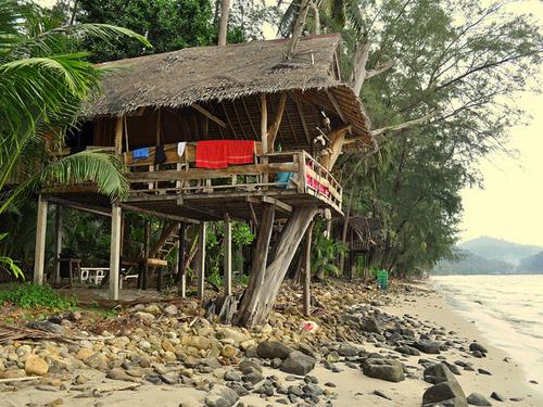 Robinson en Thaïlande