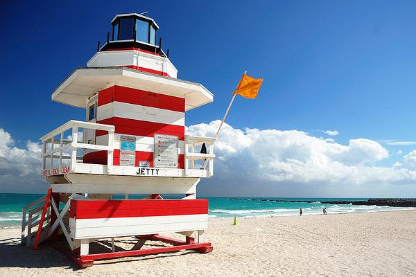 Miami aux aguets