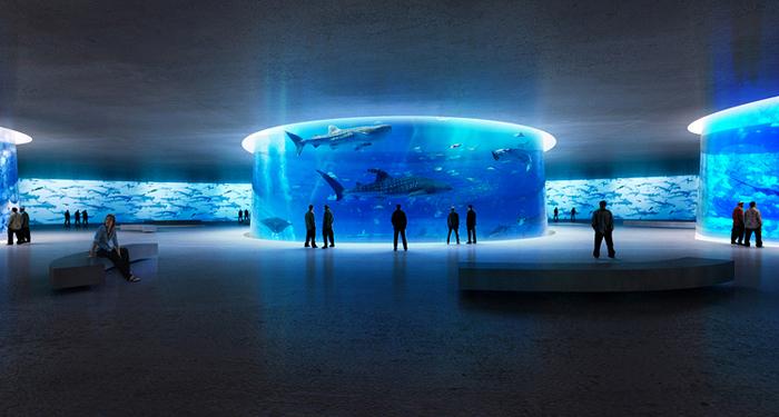 Aquarium New York