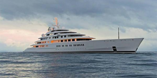 la d couverte du luxueux azzam le yacht le plus cher au monde. Black Bedroom Furniture Sets. Home Design Ideas