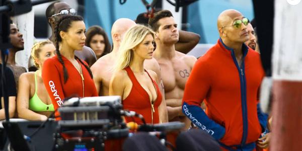 La mythique série Baywatch au cinéma en 2017