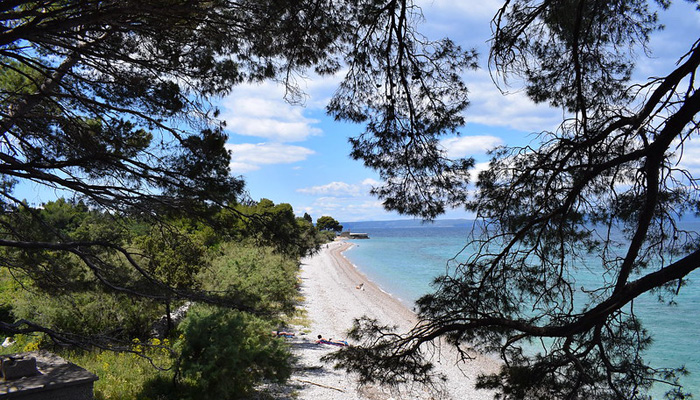 plage de Peljesac