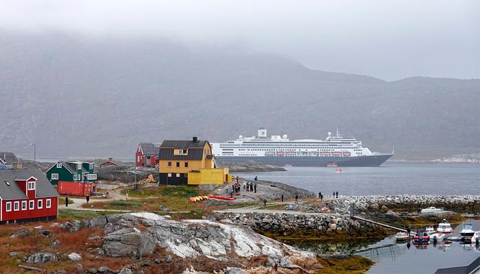 bateau groenland