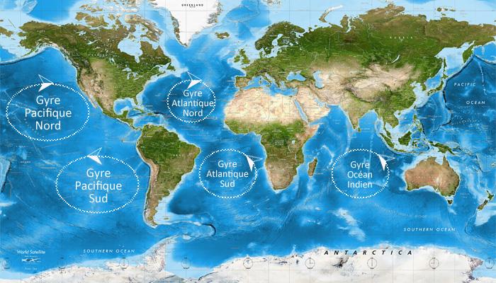 Gyres océaniques