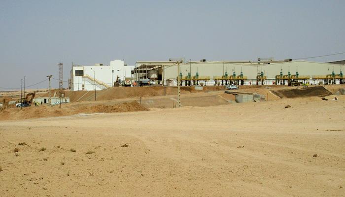 usine dessalement